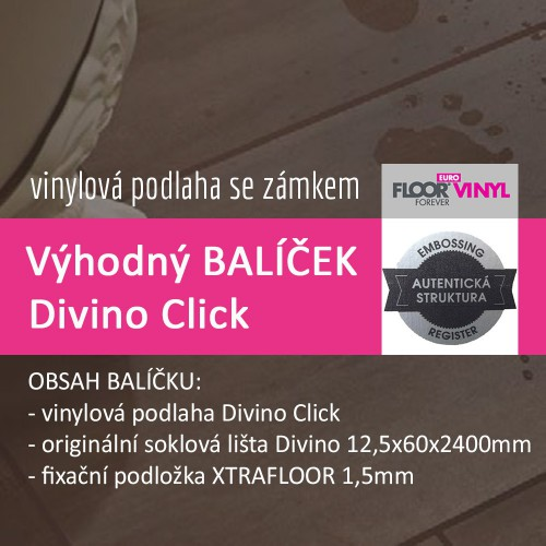 Divino Click - BALÍČEK
