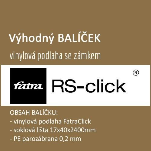 Fatra RS-click - VÝHODNÝ BALÍČEK