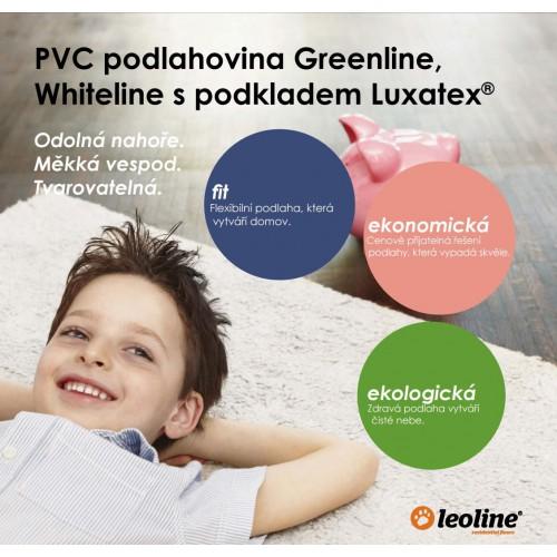 PVC WhiteLine