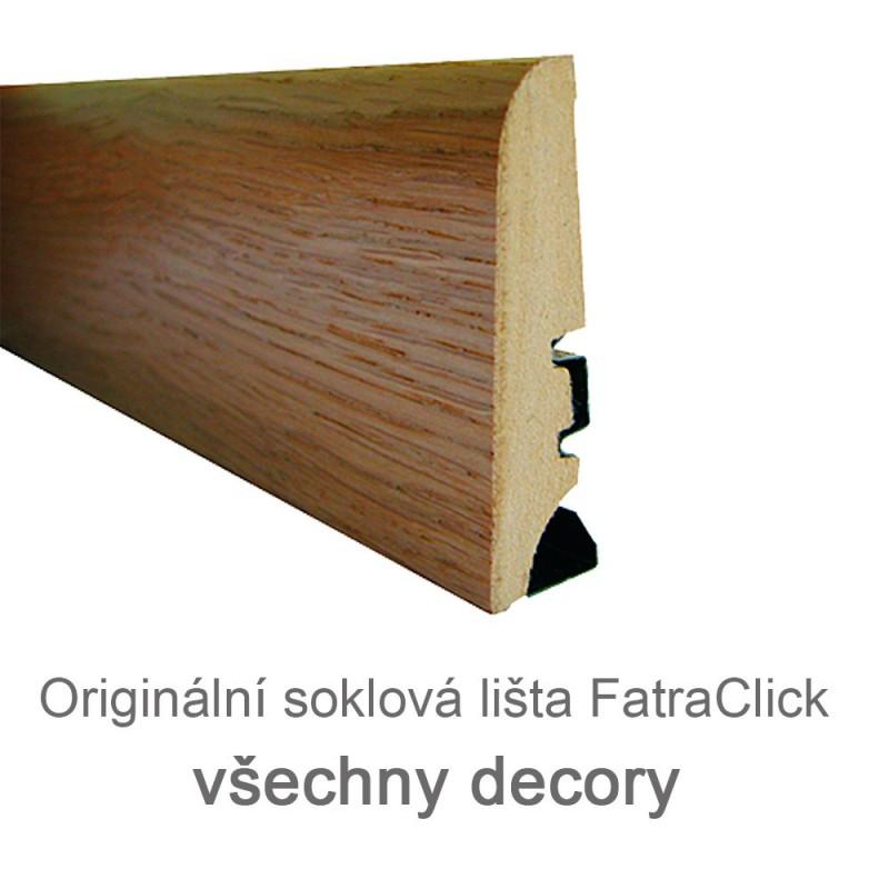 Originální soklová lišta Fatraclick