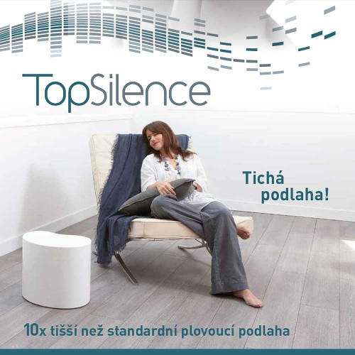 Gerflor TopSilence Largo Blond 1698