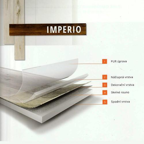 Fatra Imperio Dub Stříbrný 29513-1