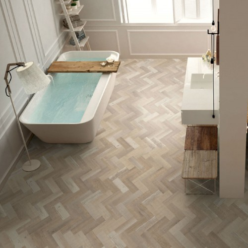 Expona Domestic 5829 Mill Oak Mini Parquet