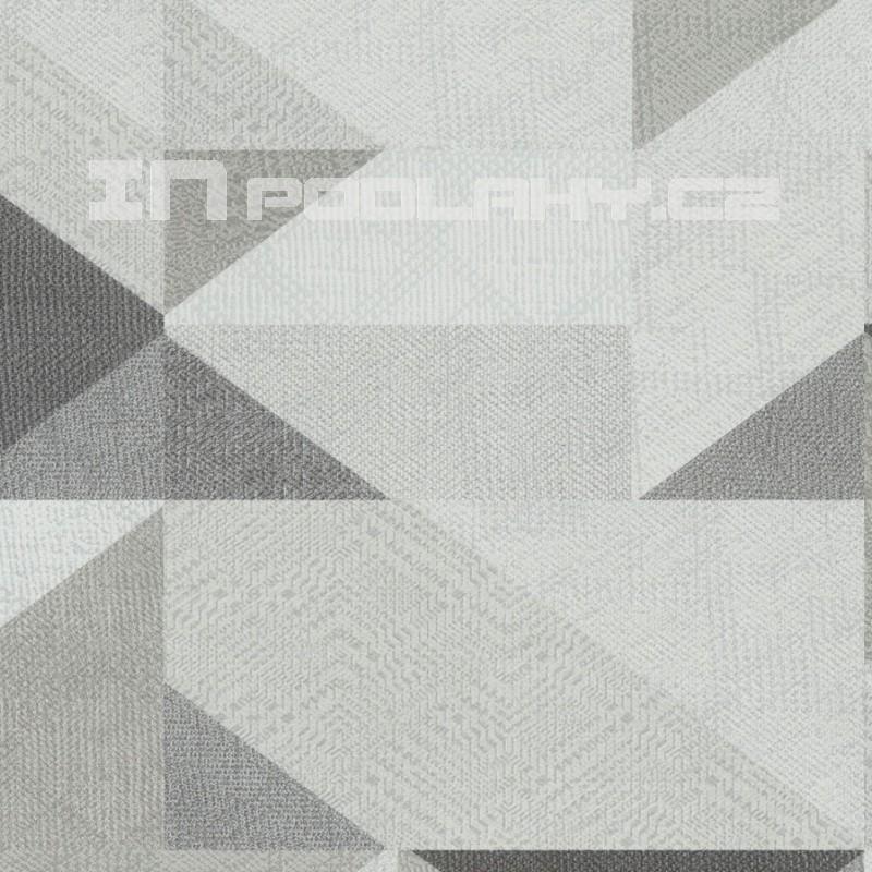 Expona Domestic 5861 Grey Geometric