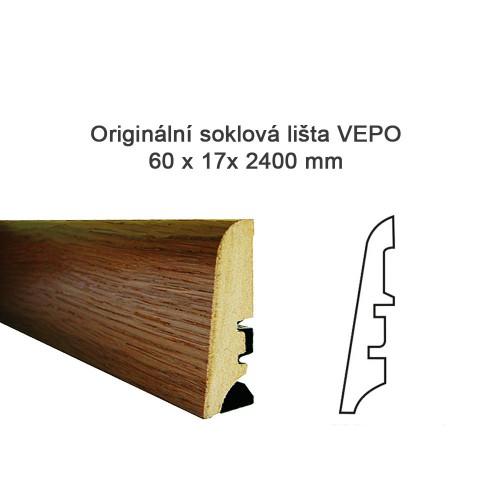 Originální soklová lišta VEPO