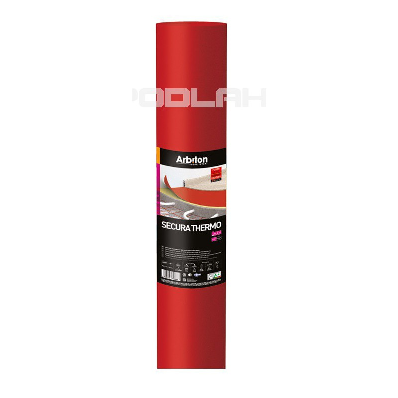 Arbiton Secura Thermo 1,6mm/16,5m2