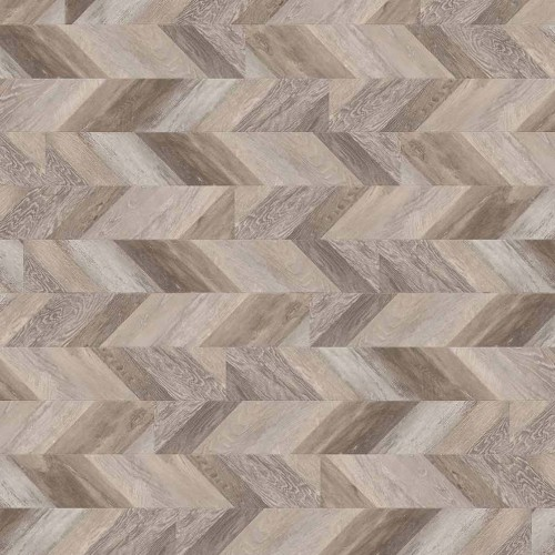 Gerflor CREATION 30 - 0811 Chevron Buckwheat 1219x184mm