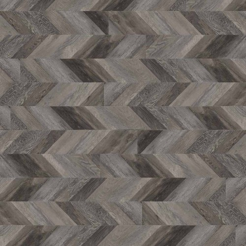 Gerflor CREATION 55 - 0809 Chevron Hurricane 1219x184mm