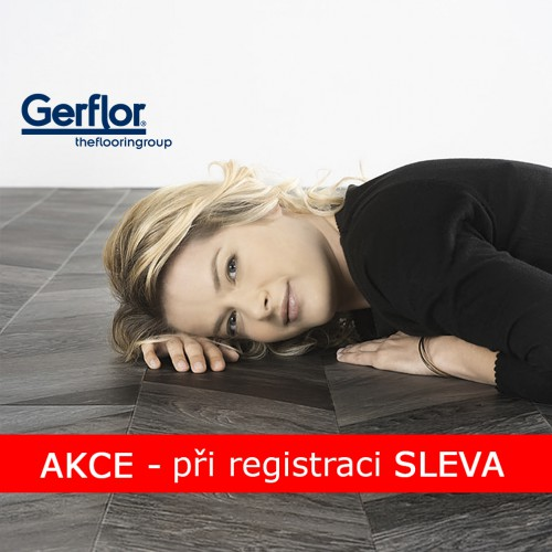 Gerflor CREATION 30 registrace