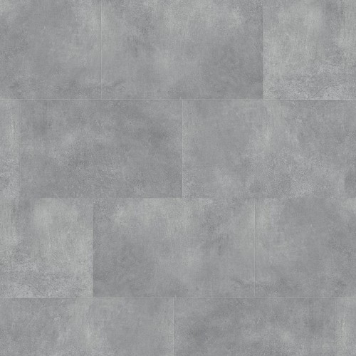 Gerflor CREATION 55 - 0869 Bloom Uni Grey 610x610mm