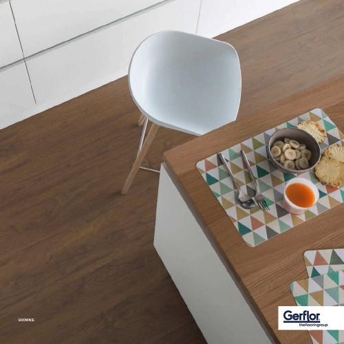 Gerflor CREATION 55 CLIC - 0459 Brownie 1239x214mm