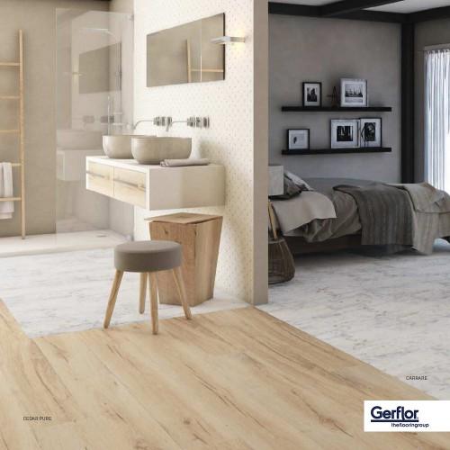 Gerflor CREATION 55 CLIC - 0849 Cedar Pure 1239x214mm