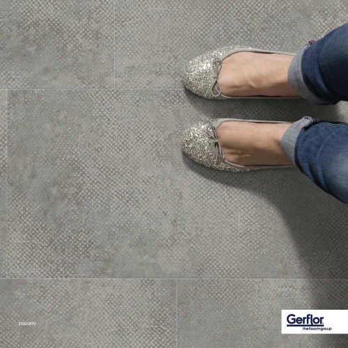 Gerflor CREATION 55 CLIC - 0476 Staccato 729x391mm
