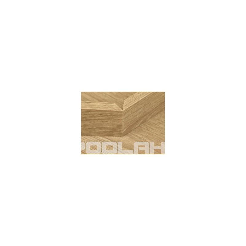 Originální soklová lišta DIVINO ZDARMA ke každému 1m2 podlahy - dostanete 1bm lišty