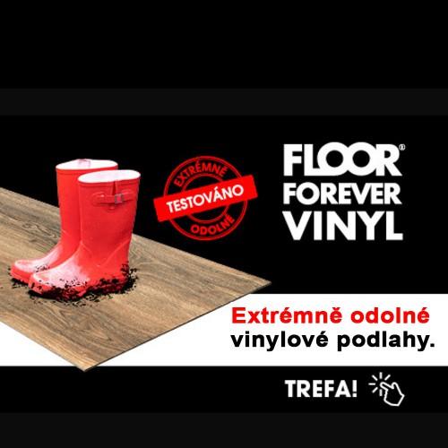 Floor Forever Economy Vinyl Click - RIGID 4004