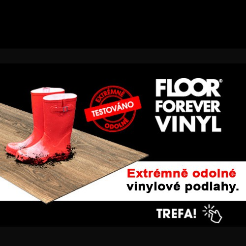 Floor Forever Economy Vinyl Click - RIGID 4503