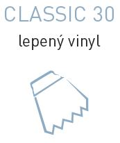 creation 30 lepený vinyl