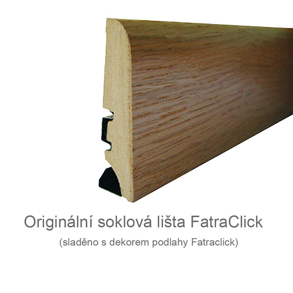 Originální soková lišta Fatraclick KP60