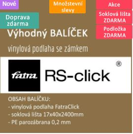 Balíček RS-click