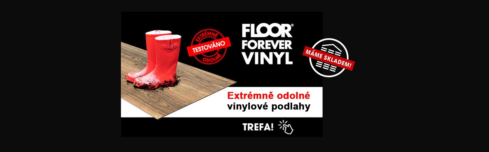 Floor Forever Vinyl
